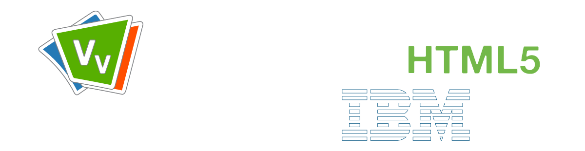 VV HTML5 for IBM