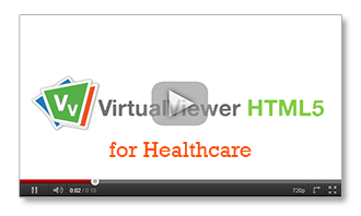VirtualViewer HTML5 for Healthcare Video