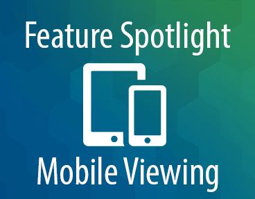 VirtualViewer HTML5 Feature Spotlight: Mobile Viewing