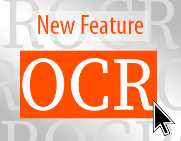 VirtualViewer HTML5 New Feature: OCR